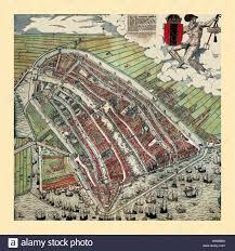Map Of Amsterdam 1544 Stock Photos U0026 1544 Stock Images Alamy