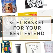 best friend gift basket gift basket for your best friend it starts with coffee a