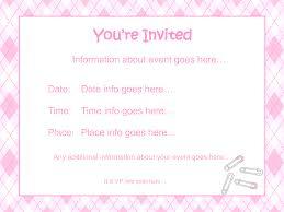powerpoint invitation template sogol co