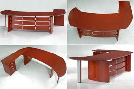 Curved Floor L Brilliant Curved Office Desk Regarding Techno Executive L Shaped