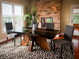 Dining Room Table Contemporary Best Rustic Modern Dining Room Tables Photos Liltigertoo