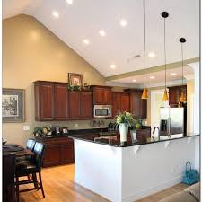 Kitchen Cabinet Recessed Lighting High Ceiling Chandeliers High Ceiling Kitchen Cabinets Vaulted