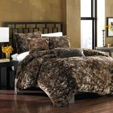 Bed Bath And Beyond Cherry Creek Ummm Yes Pleasesounds So Comfy Persian Leopard Faux Fur Twin