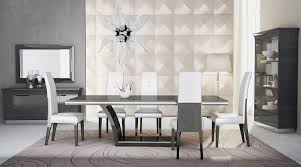 ariana 8 piece wood counter height dining table set creative