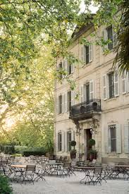 South Of France Map by Chateau Des Alpilles A Historic Chateau In The Heart On Provence