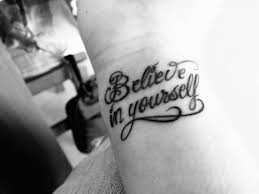 love thyself tattoo 32 best just believe in yourself tattoo images on pinterest