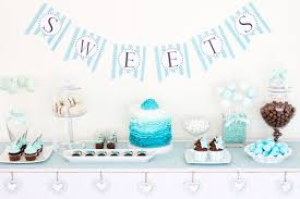 baby shower table settings baby shower ideas inspiring party decorations founterior