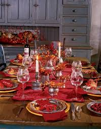pumpkin door decorations country thanksgiving table settings