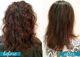 brazilian blowout results on curly hair brazilian blowout professional smoothing treatment azure salon