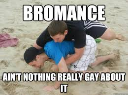 Bromance Memes - bromance never crosses the line bromance quickmeme
