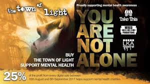 wired productions helps support mental health charities through