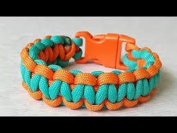 cobra survival bracelet images How to make cobra weave solomon bar two color paracord bracelet jpg