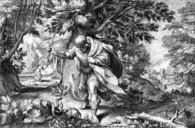 Tiresias The Blind Prophet Ovid 43 Bc U201317 The Metamorphoses Book 3