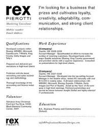 What Should A Resume Look Like For A Job by This Is What A Good Resume Should Look Like Careercup Website