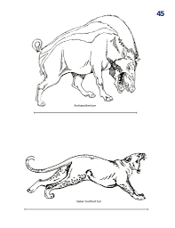 coloring pages prehistoric animals archives mente beta most
