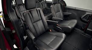 Dodge Journey Seating - 2017 dodge grand caravan interior features