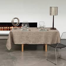 Coffee Table Linens by Jacquard Francais Tivoli Table Linens