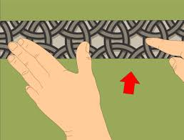 Wallpaper Border Designs How To Prepare A Wall For Wallpaper Border 14 Steps