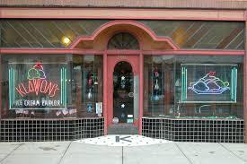 halloween city store klavon u0027s ice cream parlor