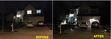 low voltage led pathway lights installation diy