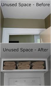 clever bathroom storage ideas diy bathroom storage and organization hacks involvery community