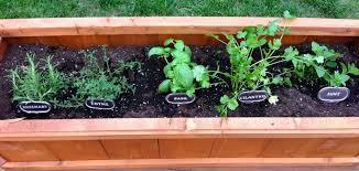 decoration indoor herb garden planter box garden planters for