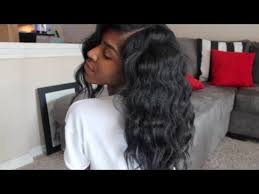 knappy clip in hair extensions deep waved knappy hair extensions youtube