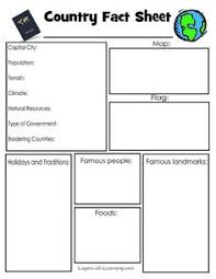 social studies travel brochure template students pretend they
