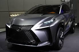 Lexus Lf Nx U2013 Idea Di Immagine Auto