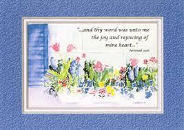 kjv scripture thank you cards window box 6 pack bible