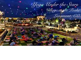 spirit halloween longmont yoga under the stars at village at the peaks sound off