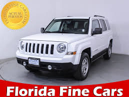 used jeep patriot new and used jeep patriot for sale in miami fl u s news