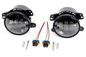 Fog Lights Jeep Jk Jw Speaker Jseries 6145 Fog Light Kit Jeep Rubicon 2007