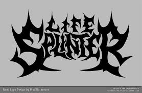 band logo designer modblackmoon s heavy metal deathcore band logo design