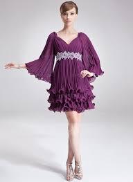 a linie v ausschnitt kurz mini chiffon brautjungfernkleid mit rusche p549 a linie princess linie v ausschnitt kurz chiffon festliche kleid