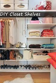 How To Make Closet Shelves by How To Organize The Master Bedroom Closet Shelves Furniture