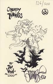 convention sketches by tim vigil soft cover 3 nimm98