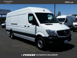 2017 new mercedes benz sprinter cargo van 2500 high roof v6 170
