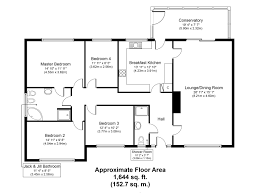 11 x 11 kitchen floor plans kabin road new costessey norwich iconic estate agents
