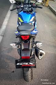membuat lu led headl motor gamblang sosok motor fairing yang diduga versi masspro gsx250r