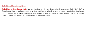 100 promissory note template word indian promissory note format