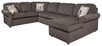 Right Sectional Sofa Malibu 5 6 Seat Right Side Chaise Sectional Sofa Dunk