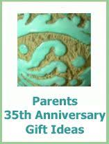35 anniversary gift 83 best anniversary gift ideas for parents images on