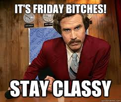 Magnets Bitch Meme - it s friday bitches stay classy funny pinterest stay classy