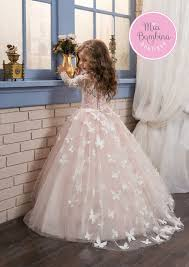 flower girl charms the america dress collection