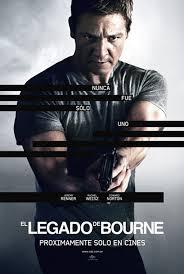 El legado de Bourne (2012) [Latino]