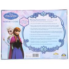 Frozen Invitation Cards Disney Frozen Memory Card Game Big W