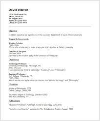 Best Resume For Accounting Job by Resume Templates Early Childhood Teacher District