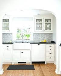 White Kitchen Cabinets With Black Hardware Black Hardware For Kitchen Cabinets Black Kitchen Cabinets Gold