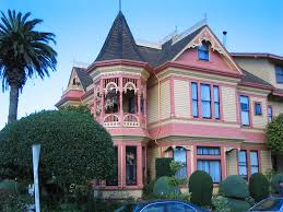 victorian house in small oregon town chouxie flickr